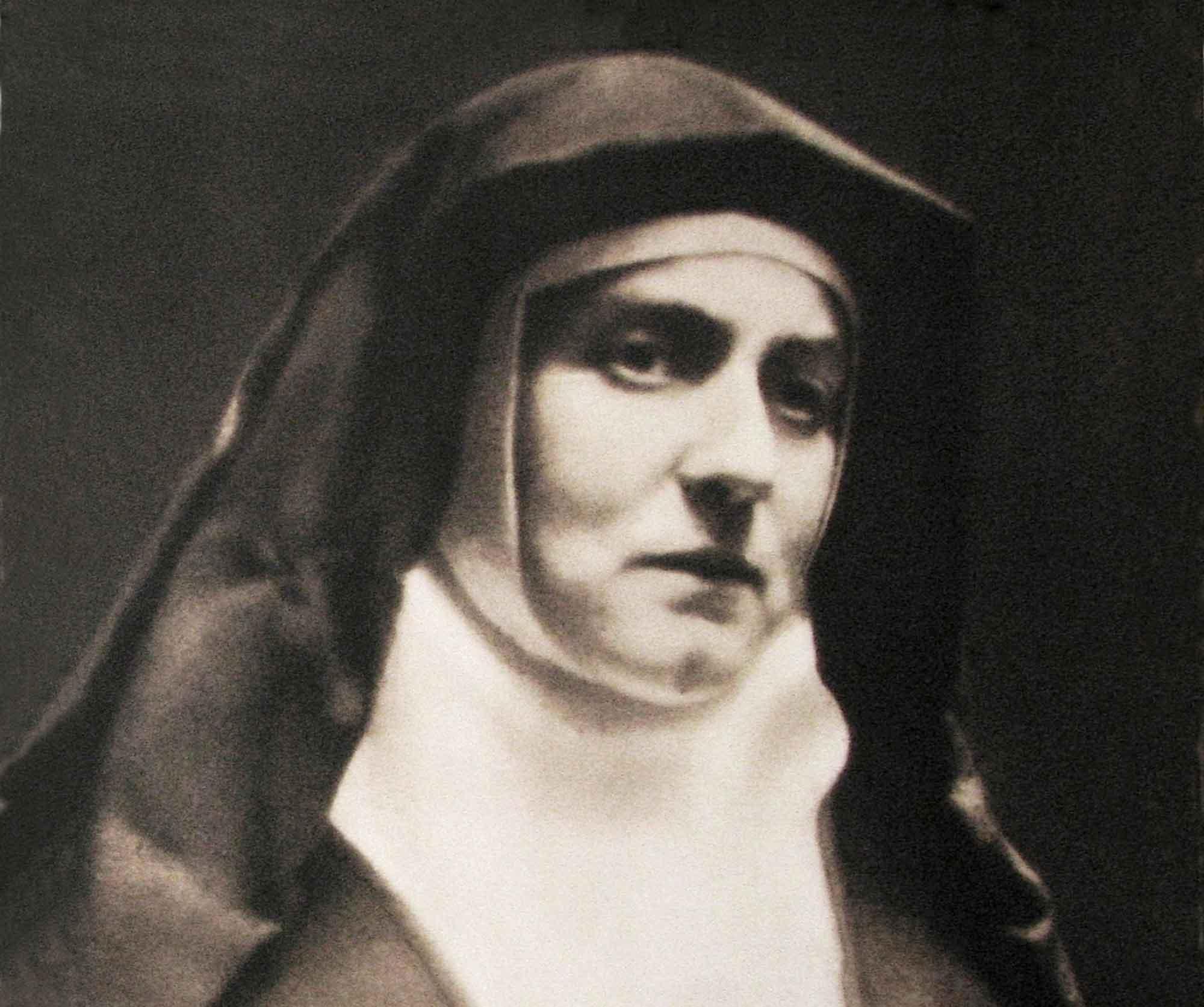 Edith Stein als Schwester Benedikta vom Kreuz
